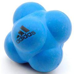 Мяч для тренировки реакции 10 см Adidas Reaction Ball Large синий