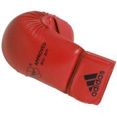 Накладки для карате Adidas WKF Bigger красные