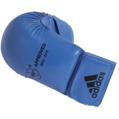 Накладки для карате Adidas WKF Bigger синие