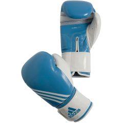 Перчатки боксерские Adidas Fitness голубовато-белые