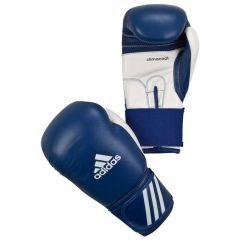 Перчатки боксерские Adidas Performer сине-белые