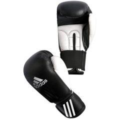 Перчатки боксерские Adidas Performer черно-белые