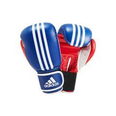 Перчатки боксерские Adidas Response сине-красно-белые