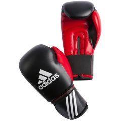 Перчатки боксерские Adidas Response черно-красные
