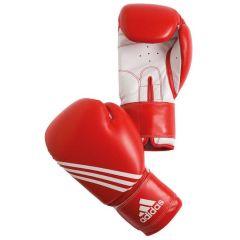 Перчатки боксерские Adidas Training красно-белые