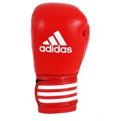 Перчатки боксерские Adidas Ultima Competition красно-белые