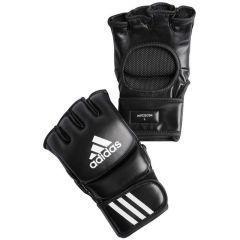 Перчатки для смешанных единоборств Adidas Ultimate Fight черные