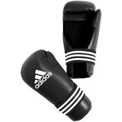 Перчатки полуконтакт Adidas Semi Contact Gloves черные