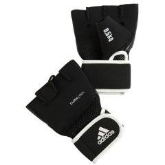 Перчатки с утяжелителями 0.5 кг Adidas Cross Country Glove черные