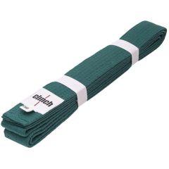 Пояс для единоборств Clinch Budo Belt зеленый