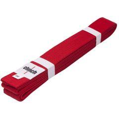 Пояс для единоборств Clinch Budo Belt красный