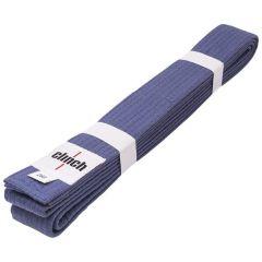 Пояс для единоборств Clinch Budo Belt синий