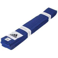 Пояс для единоборств Adidas Club синий