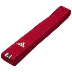 Пояс для единоборств Adidas Elite красный