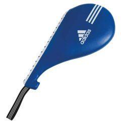 Ракетка для тхэквондо одинарная Adidas Maya Single Target Mitt синяя