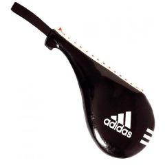 Ракетка для тхэквондо одинарная Adidas Maya Single Target Mitt черная
