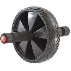 Ролик для пресса Adidas Ab Wheel черный