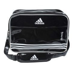 Сумка спортивная Adidas Sports Carry Bag Karate L черно-белая