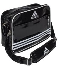 Сумка спортивная Adidas Sports Carry Bag Taekwondo S черно-белая