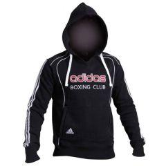 Толстовка с капюшоном (Худи) Adidas Hoody Sweat Boxing Club черная