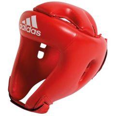 Шлем боксерский Adidas Competition Head Guard красный