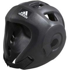 Шлем для единоборств Adidas Adizero (одобрен WAKO) черный