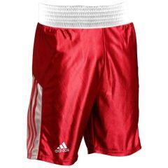 Шорты боксерские Adidas Amateur Boxing Shorts красные