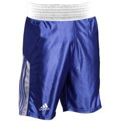 Шорты боксерские Adidas Amateur Boxing Shorts синие