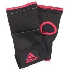 Внутренние перчатки Adidas Super Inner Gloves Gel Knuckle черно-розовые