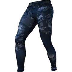 Компрессионные штаны Absolute Weapon gray