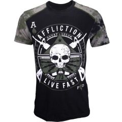 Футболка Affliction Ace Lightning
