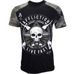 Футболка Affliction Ace Lightning
