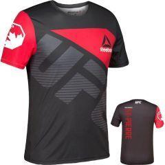 Спортивная футболка Reebok UFC Georges St-Pierre Jersey