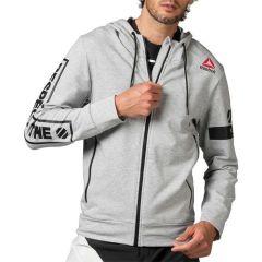 Толстовка Reebok UFC Fan Full Zip white