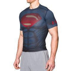 Рашгард Under Armour Alter Ego Superman Compression