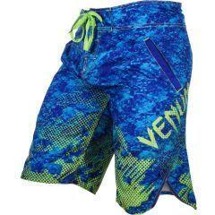 Прогулочные шорты Venum Tramo blue - green