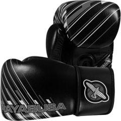 Боксерские перчатки Hayabusa Ikusa Charged black