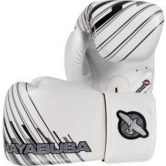 Боксерские перчатки Hayabusa Ikusa Charged white