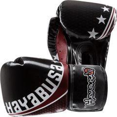 Боксерские перчатки Hayabusa Pro Muay Thai black