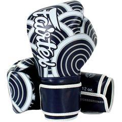 Боксерские перчатки Fairtex BGV-14 navy - white