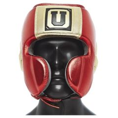Боксерский шлем Ultimatum Boxing Gen3Mex Gold Rush