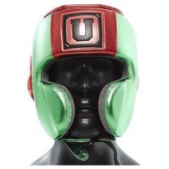 Боксерский шлем Ultimatum Boxing Gen3Mex Mexican Green