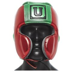 Боксерский шлем Ultimatum Boxing Gen3Mex Mexican Red