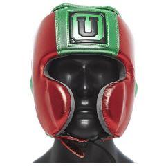 Боксерский шлем Ultimatum Boxing Gen3Mex Mexican Red