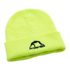 Зимняя шапка Manto Classic yellow