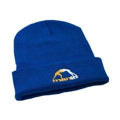 Зимняя шапка Manto Classic blue
