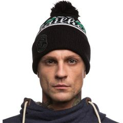 Шапка Trailhead Crew black - green