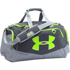 Спортивная сумка Under Armour Storm gray - green