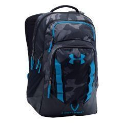 Рюкзак Under Armour Storm Recruit dark gray - blue