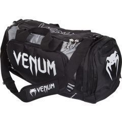 Спортивная сумка Venum Trainer Lite black - gray